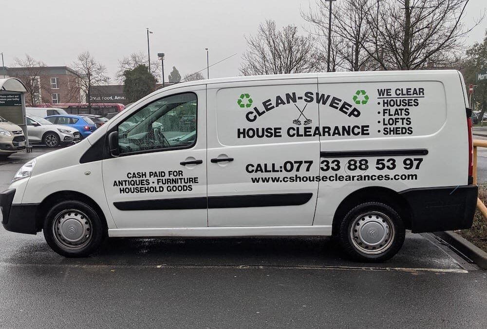 Efficient and Compassionate House Clearances