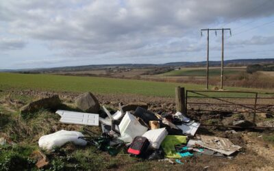 Fly Tipping in Birmingham, Sutton Coldfield and Solihull